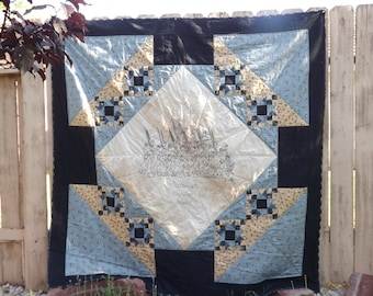Civil War Stitchery Quilt Pattern-The 54th