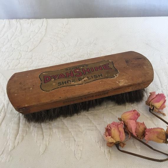 Barton/'s Dyanshine Shoe Shine Brush Shoe Polish