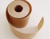 """Kraft Paper Roll 12"""" Lightweight Paper Art Paper Craft Paper Wrap Soap Paper"""