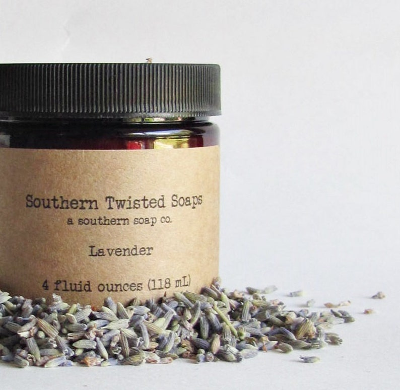 Lavender Body Lotion  Essential Oil image 0