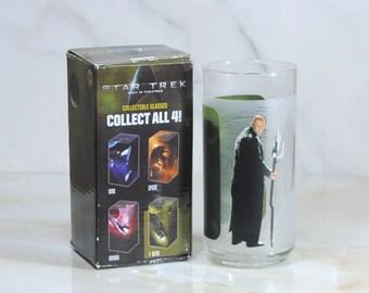 Star Trek Collectible Nero Glass 2008 Green