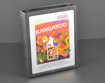 Atari 2600 Kangaroo Atari Game From Atari 1983