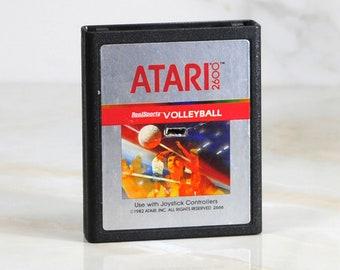 Vintage Atari 2600 Game Realsports Volleyball 1978