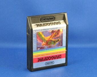 Vintage Atari 2600 Game, Dragonfire, iMagic, 1982
