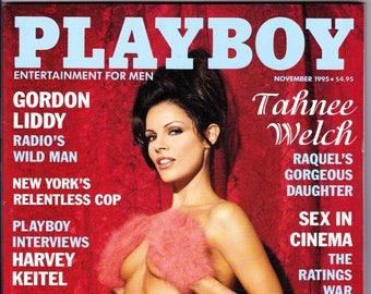 Vintage Playboy Magazine November 1995 With G Gordon Liddy