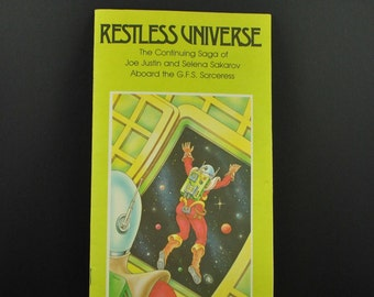 Vintage 1982 Microcomputer Games Storyline Restless Universe For The TRS-80 Game G.F.S. SORCERESS - TRS-80 - Atari - Text Based Game