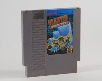 Vintage Nintendo Game Blaster Master 1988
