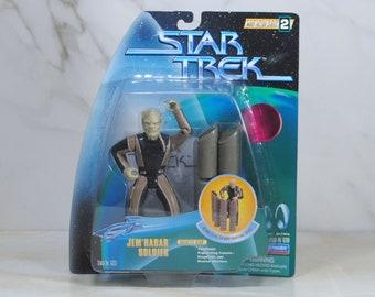Vintage Star Trek Action Figure Jem'Hadar Soldier 16280 16257 1998 Warp Factor Series