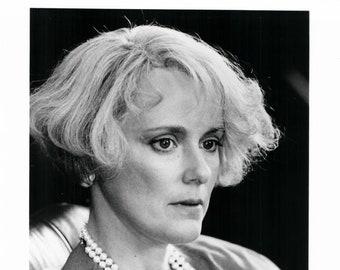 Vintage Photograph Mary Beth Hurt, Defenseless, 1991, 8x10 Black & White Promotional Photo