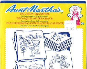 Aunt Martha's Hot Iron Transfers, Kitten Usefulness #3585
