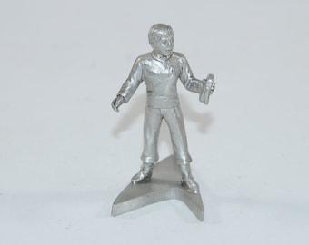 Vintage Star Trek Pewter Ensign Chekov 1993, Rawcliffe Pewter RF-1772