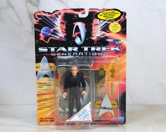 Vintage Star Trek Action Figure Dr Soran 6910 6925 1994, Generations