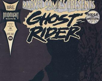 Vintage Comic Book Ghost Rider, Volume 1 Number 144 December 1993, Marvel Comics