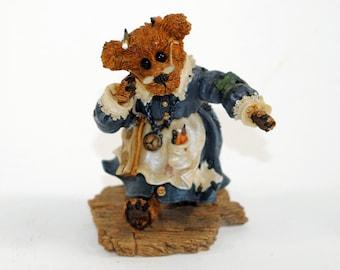 Vintage Boyds Bears & Friends Raleigh as Ms Bruin The Teacher 2414 1998