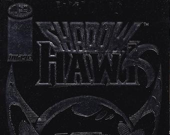 Vintage Comic Book Shadow Hawk No 1 August 1992 Image Comics