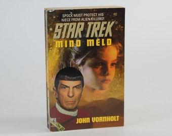 Vintage Star Trek Book, Mind Meld Number 82 1997 Paperback