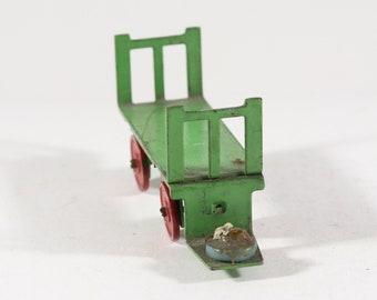 Vintage Diecast Hay Wagon Farm Equipment 1950s