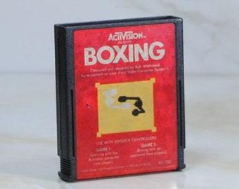 Vintage Atari 2600 Game, Boxing, Activision, 1989