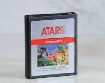 Vintage Atari 2600 Game, Centipede, 1978, Atari Game