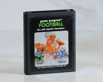 Vintage Football, Atari 2600, 1978, Atari