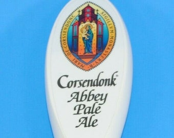 "Beer Tap Handle Corsendonk Pale Brown Ale Wooden Pull Tap Handle 12"""