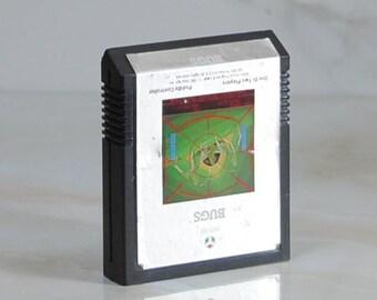Vintage Atari 2600 Game, Bugs, 1982, Data Age, Atari Game, Atari Console, Cartridge, Atari Cartridge, Atari Computer, Atari Games
