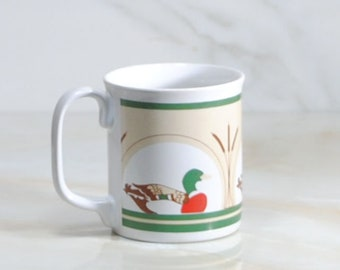 Vintage Duck Cup-Mug from Down East Crafts, 1980s