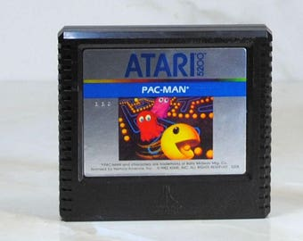 Vintage Atari 5200 Game Pac-Man 1982