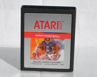 Vintage Atari 2600 Realsports Football