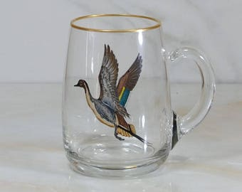 Vintage Pheasant Coffee Cup