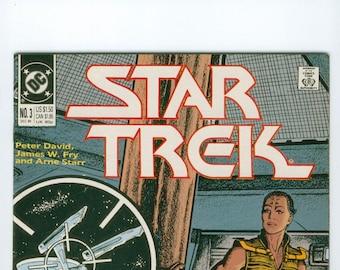 Star Trek Original Series 3 Comic Book 1989 DC Comics