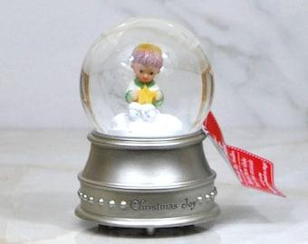 Hallmark Royal Wine-Ness Miniature Snow Globe 2012