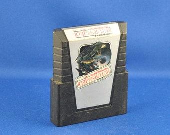 Vintage Atari 2600 Game, Star Wars Death Star Battle, Parker Brothers, 1983