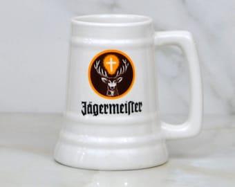 Vintage Jagermeister Beer Stein, 1998 Oktoberfest