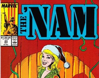 The NAM Comic Book Number 23 October 1988, Marvel Comics