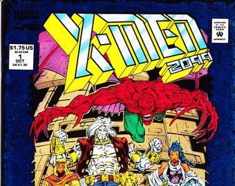 X-Men 2099 Vol 1 Number 1 October 1993, Marvel Comics
