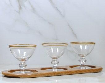 Vintage Wine Tasting Set