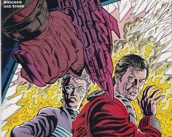 Vintage Star Trek Comic Book, Star Trek Original Series, Number 39, November 1992, DC Comics