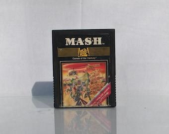 Vintage Atari 2600 Game, MASH 1983