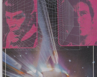 Vintage Star Trek Comic Book, Star Trek Original Series, Special 1, Winter 1995, DC Comics