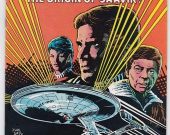 Star Trek Comic Book, Original Series, Number 7 August 1984, DC Comics