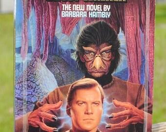 Vintage Star Trek Book, Ghost Walker No 53 1991 Paperback