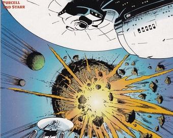 Vintage Star Trek Comic Book, Star Trek Original Series, Number 38, October 1992, DC Comics