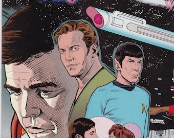 Vintage Star Trek Comic Book, Star Trek Original Series, Number 58, March 1994, DC Comics