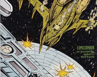 Vintage Star Trek Comic Book, Star Trek Original Series, Number 40, December 1992, DC Comics