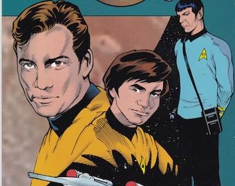 Vintage Star Trek Comic Book, Star Trek Original Series, The Modala Imperative, Number 2, 1991, DC Comics