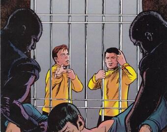 Vintage Star Trek Comic Book, Star Trek Original Series, Number 76, October 1995, DC Comics