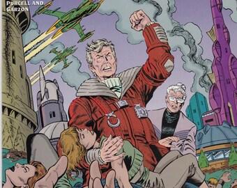 Vintage Star Trek Comic Book, Star Trek Original Series, Number 37, October 1992, DC Comics
