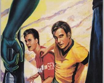 Vintage Star Trek Comic Book, Star Trek Original Series, Special 3, Winter 1995, DC Comics