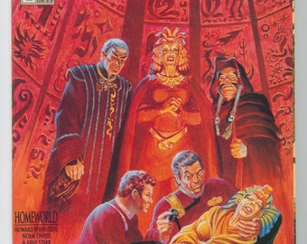 Vintage Star Trek Comic Book, Star Trek Original Series, Annual 3, 1993, DC Comics